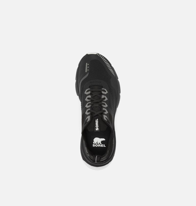 W KINETIC™ RUSH RIPSTOP | 010 | 9.5 Womens Kinetic™ Rush Ripstop Sneaker, Black, top