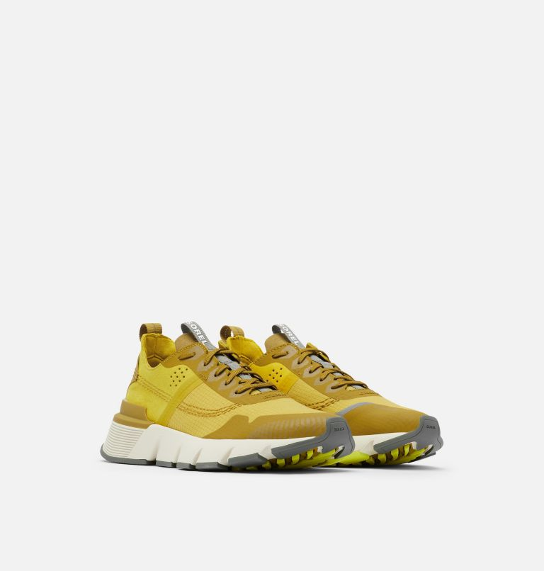 KINETIC™ RUSH RIPSTOP | 236 | 7.5 Womens Kinetic™ Rush Ripstop Sneaker, Dioxide Gold, 3/4 front