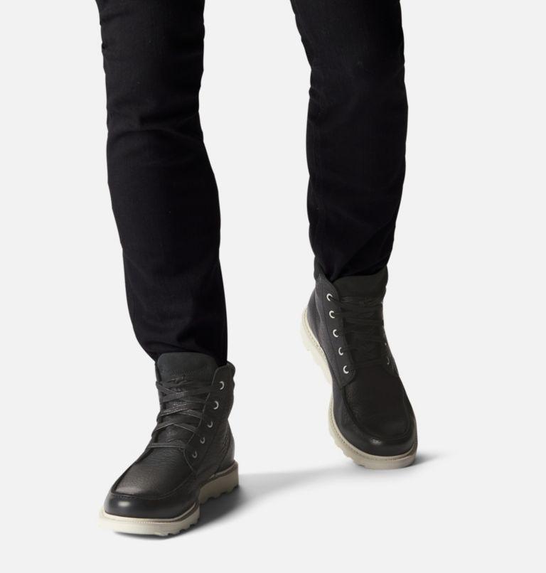 MADSON™ II MOC TOE WP | 010 | 13 Men's Madson™ II Moc Toe Boot, Black, Dark Stone, a9