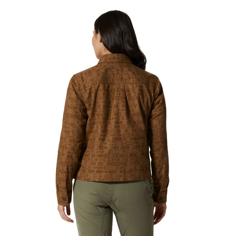 Women's Moiry™ Shirt Jacket Women's Moiry™ Shirt Jacket, back