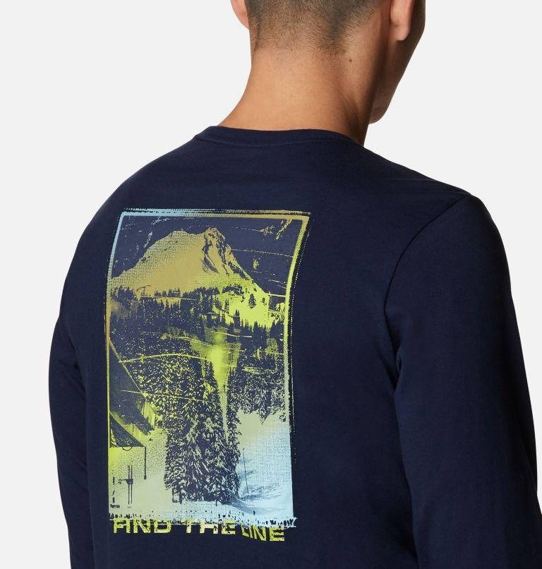 Men's Pikewood™ Organic Cotton Long Sleeve T-Shirt Men's Pikewood™ Organic Cotton Long Sleeve T-Shirt, a3