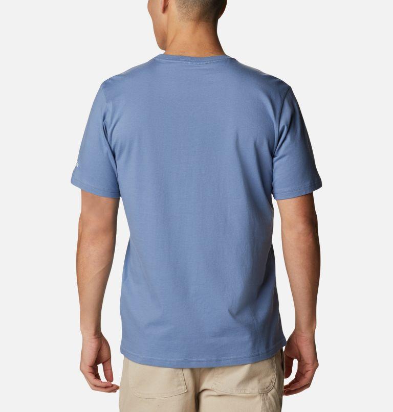 Men's Columbia Trek™ Logo Short Sleeve T-Shirt Men's Columbia Trek™ Logo Short Sleeve T-Shirt, back