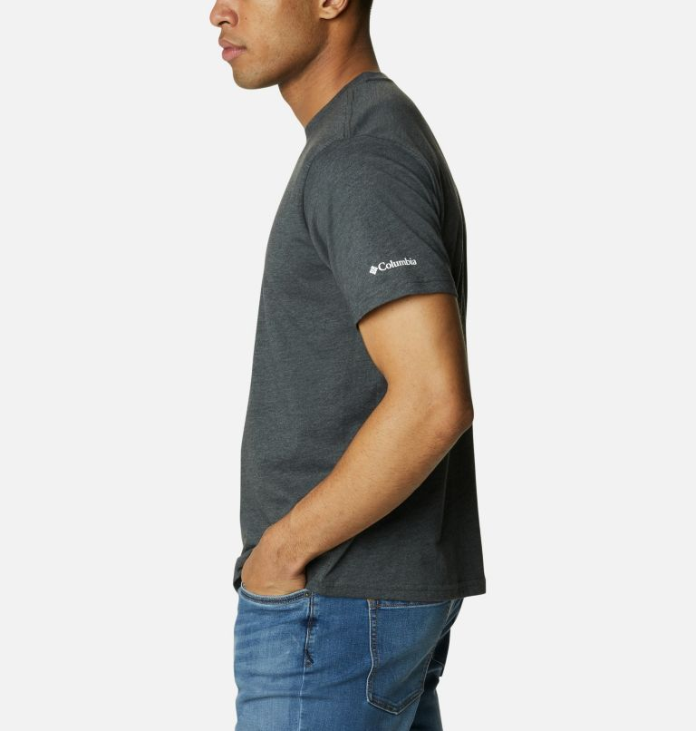 Men's Trek™ Logo Organic Cotton T-Shirt Men's Trek™ Logo Organic Cotton T-Shirt, a1