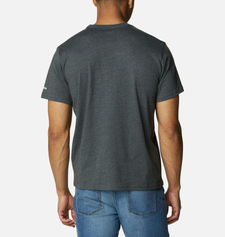 Men's Trek™ Logo Organic Cotton T-Shirt Men's Trek™ Logo Organic Cotton T-Shirt, back