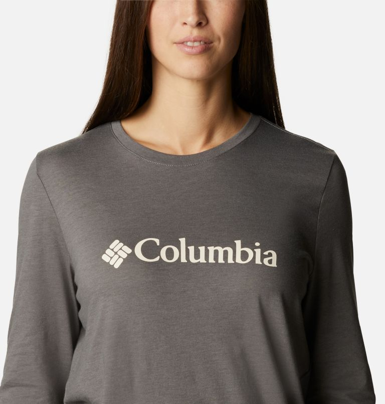 T-shirt décontracté à manches longues Columbia Lodge™ pour femme T-shirt décontracté à manches longues Columbia Lodge™ pour femme, a2