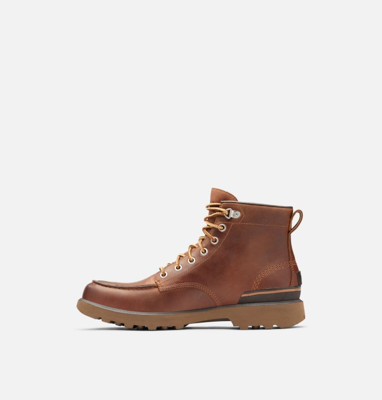 Men's Caribou™ Moc Waterproof Shoe Men's Caribou™ Moc Waterproof Shoe, medial