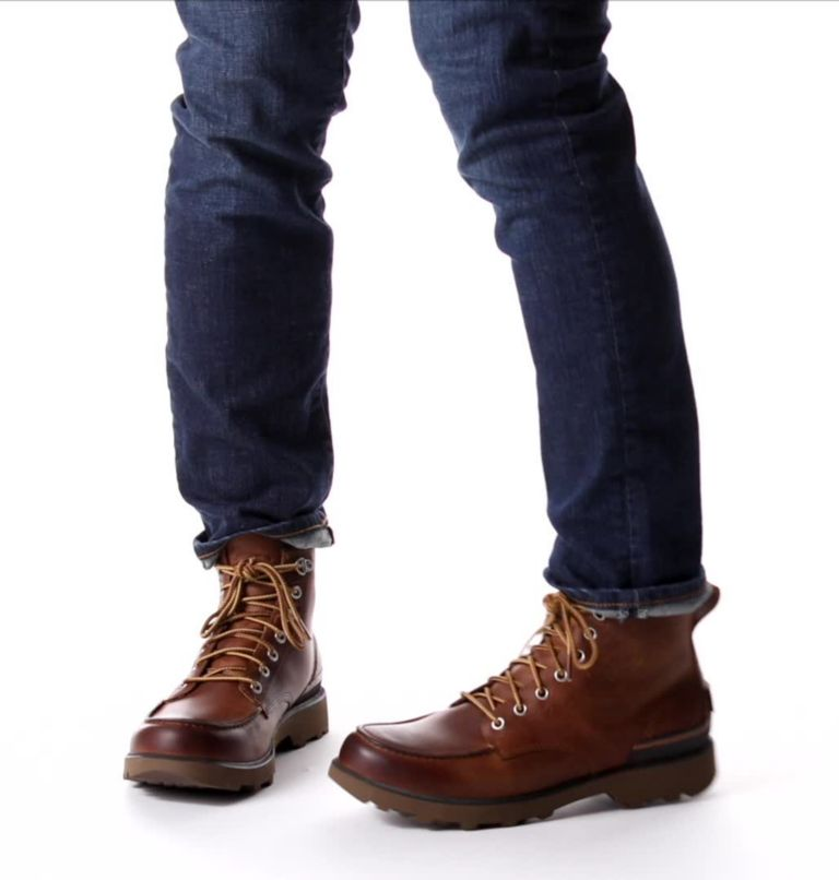 Men's Caribou™ Moc Waterproof Shoe Men's Caribou™ Moc Waterproof Shoe, video