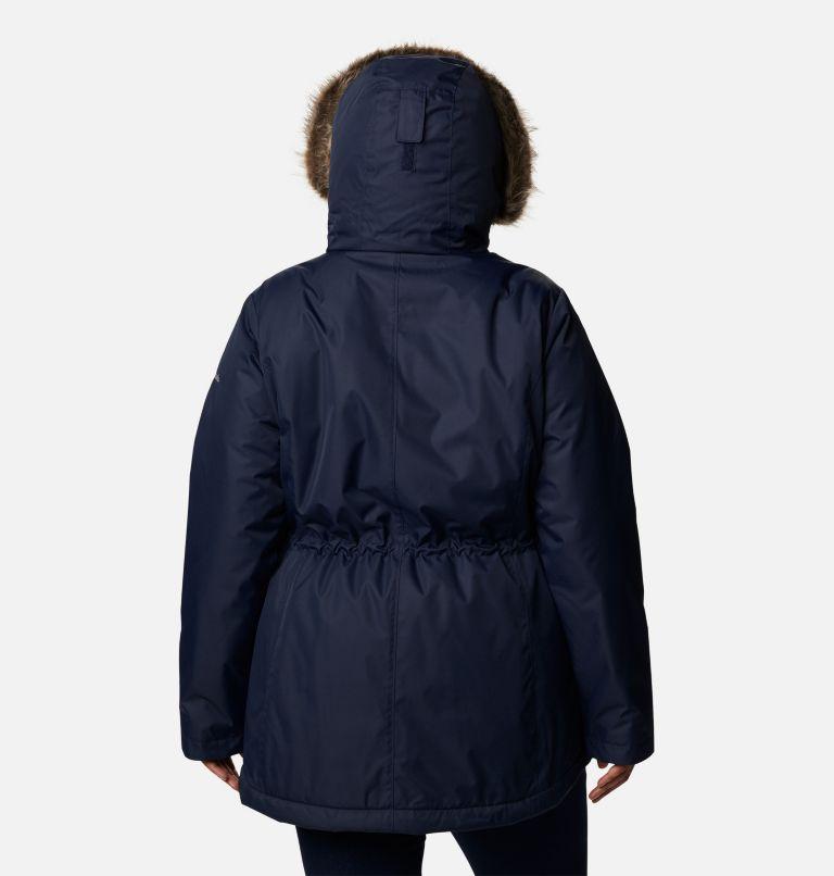 Women's Suttle Mountain™ II Insulated Jacket - Plus Size Women's Suttle Mountain™ II Insulated Jacket - Plus Size, back