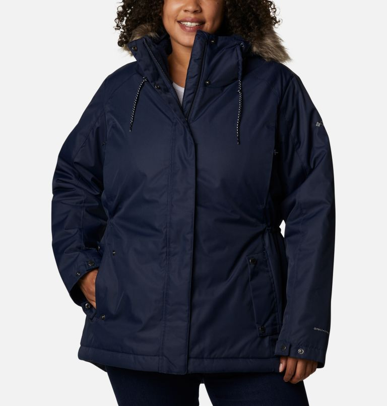 Women's Suttle Mountain™ II Insulated Jacket - Plus Size Women's Suttle Mountain™ II Insulated Jacket - Plus Size, front