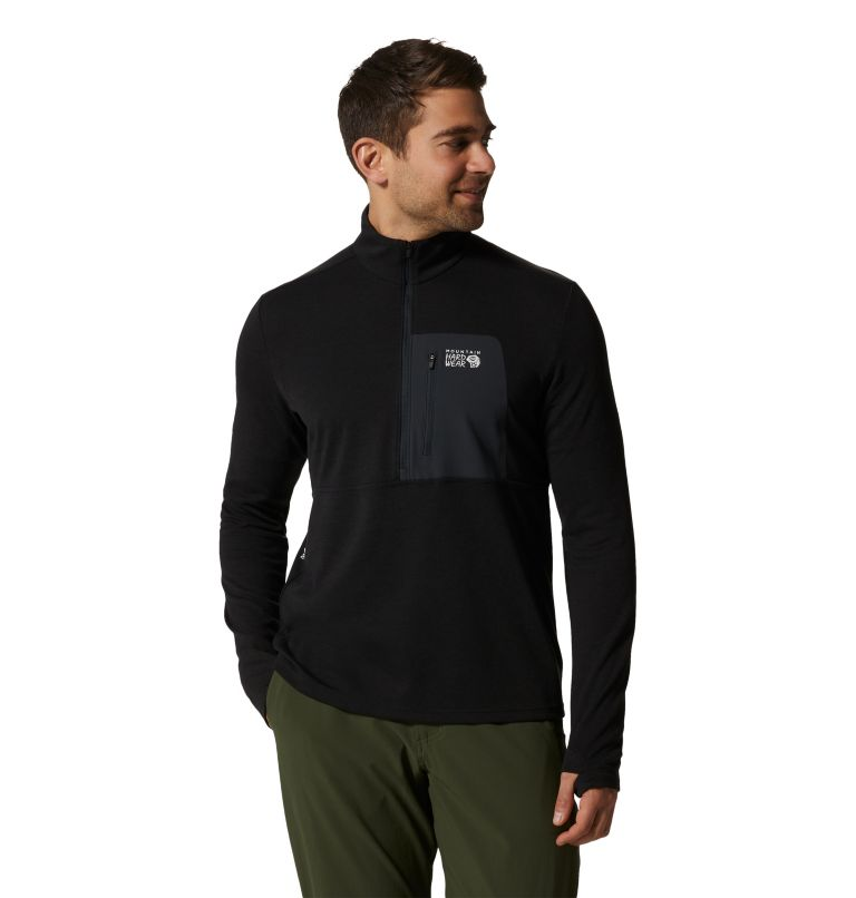 Men's Rogue Pursuit 1/4 Zip Men's Rogue Pursuit 1/4 Zip, front