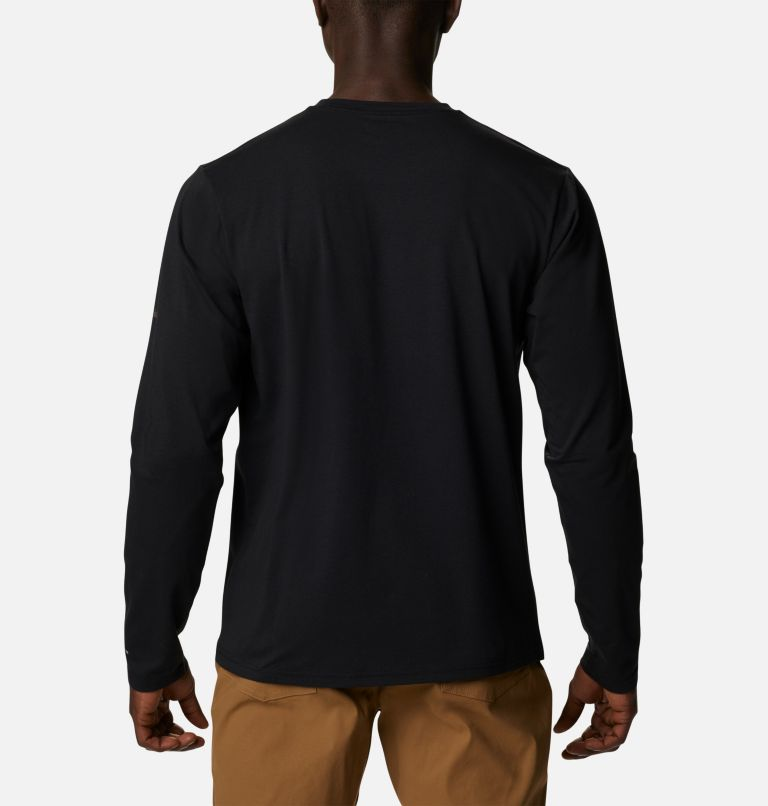 Men's Sun Trek™ Long Sleeve Graphic T-Shirt Men's Sun Trek™ Long Sleeve Graphic T-Shirt, back