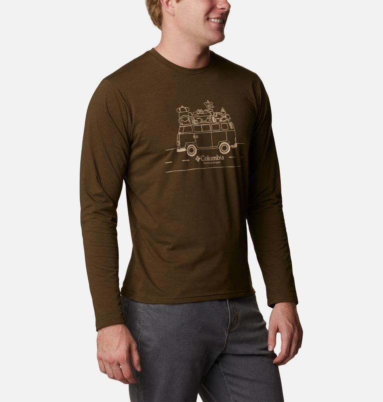 Men's Sun Trek™ Long Sleeve Graphic T-Shirt Men's Sun Trek™ Long Sleeve Graphic T-Shirt, a3