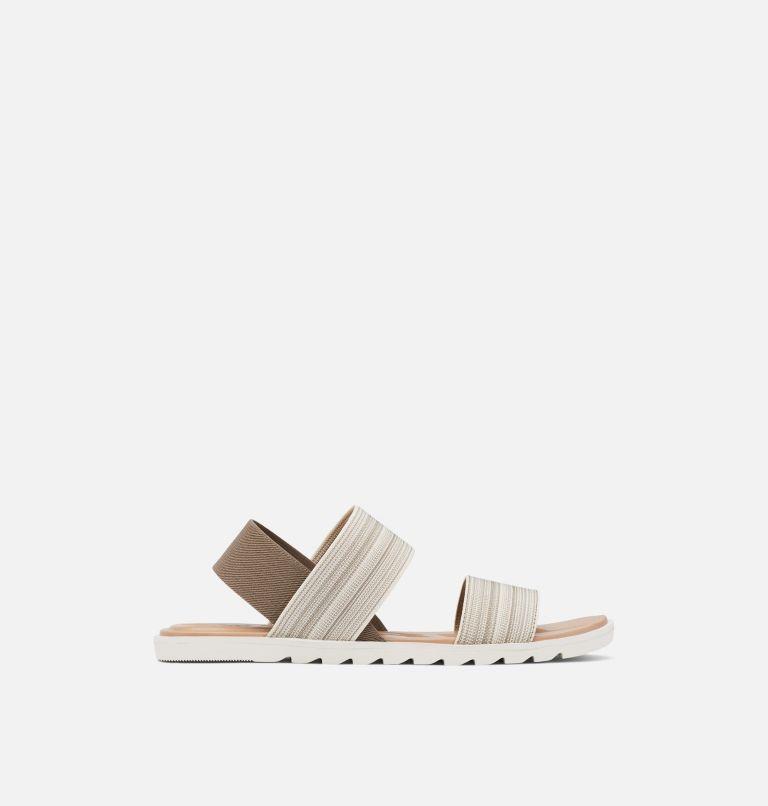 ELLA™ II TWO STRAP | 297 | 12 Womens Ella™ II Two Strap Sandal, Khaki II, Chalk, front