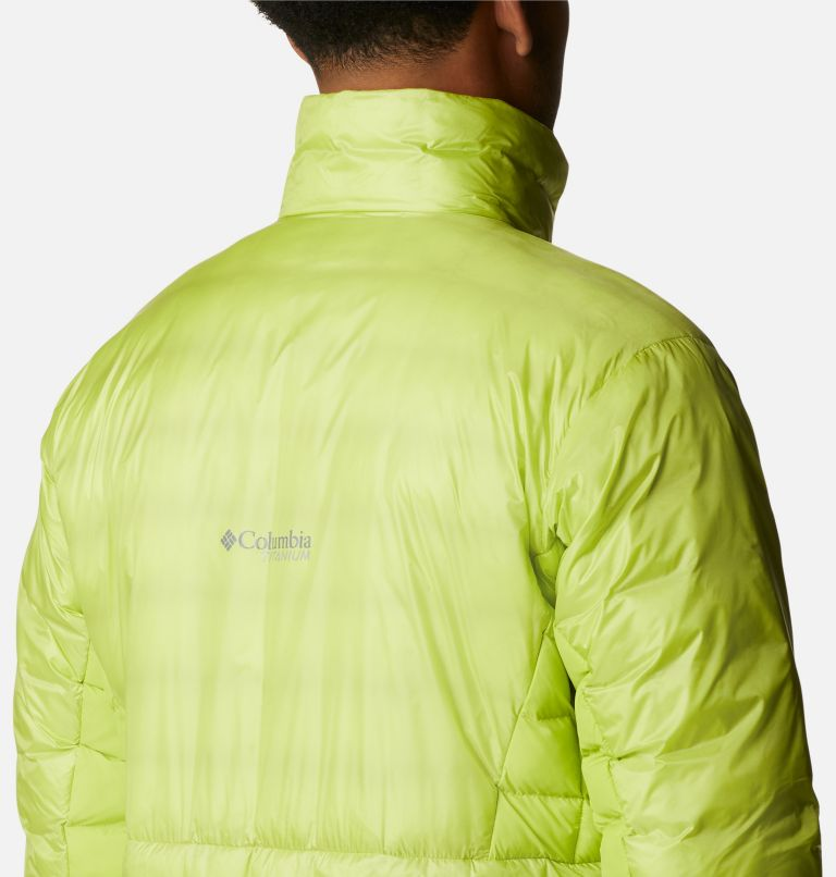 Men's Titan Pass™ Double Wall™ Hybrid Jacket Men's Titan Pass™ Double Wall™ Hybrid Jacket, a5