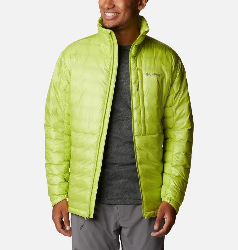 Men's Titan Pass™ Double Wall™ Hybrid Jacket Men's Titan Pass™ Double Wall™ Hybrid Jacket, a8