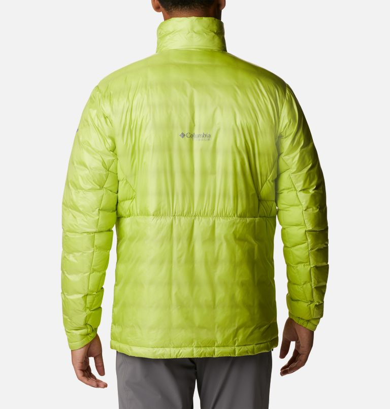 Men's Titan Pass™ Double Wall™ Hybrid Jacket Men's Titan Pass™ Double Wall™ Hybrid Jacket, back
