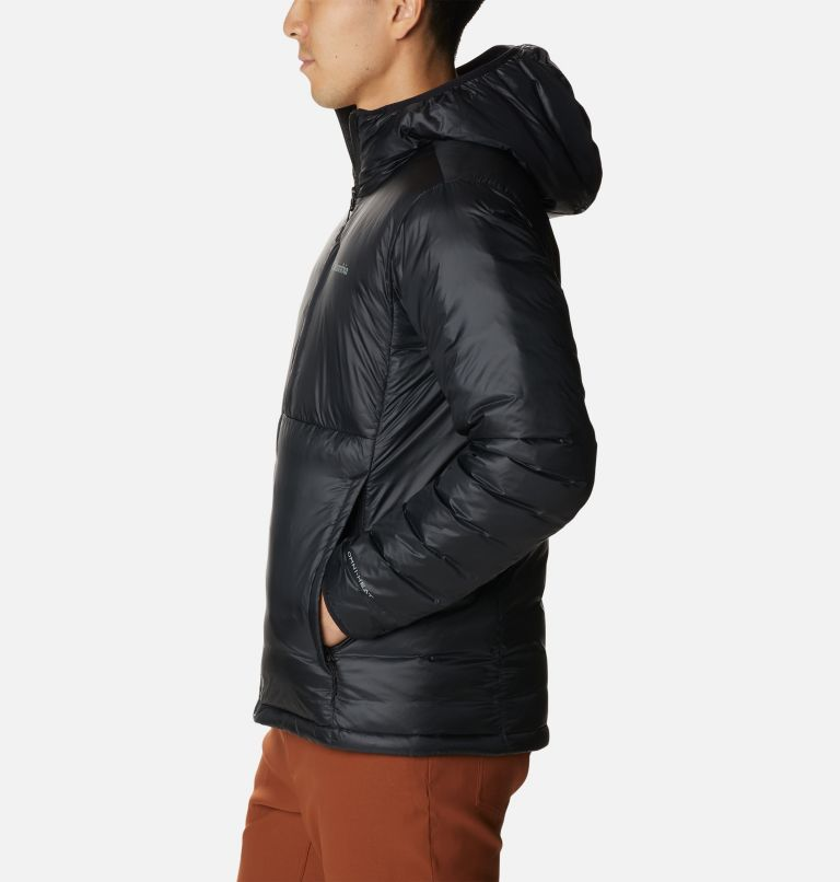 Men's Infinity Summit™ Double Wall™ Down Hooded Jacket Men's Infinity Summit™ Double Wall™ Down Hooded Jacket, a1