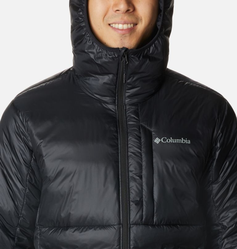 Men's Infinity Summit™ Double Wall™ Down Hooded Jacket Men's Infinity Summit™ Double Wall™ Down Hooded Jacket, a2