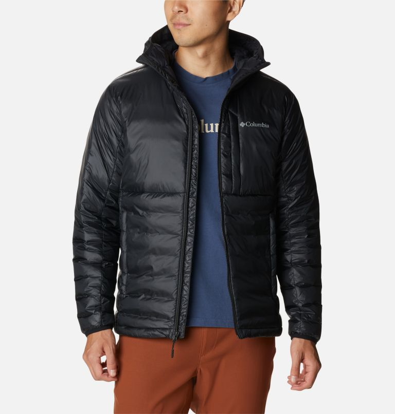 Men's Infinity Summit™ Double Wall™ Down Hooded Jacket Men's Infinity Summit™ Double Wall™ Down Hooded Jacket, a7