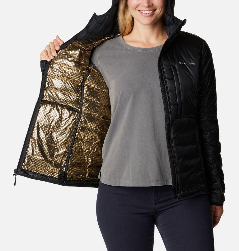 Women's Infinity Summit™ Double Wall™ Down Hooded Jacket Women's Infinity Summit™ Double Wall™ Down Hooded Jacket, a3