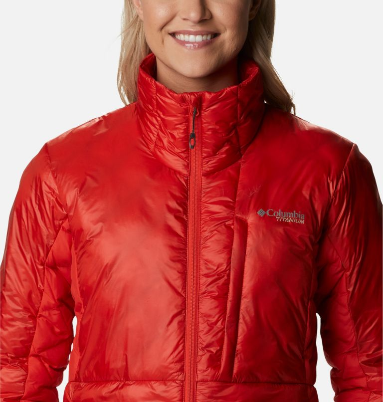 Women's Titan Pass™ Double Wall™ Hybrid Jacket Women's Titan Pass™ Double Wall™ Hybrid Jacket, a2