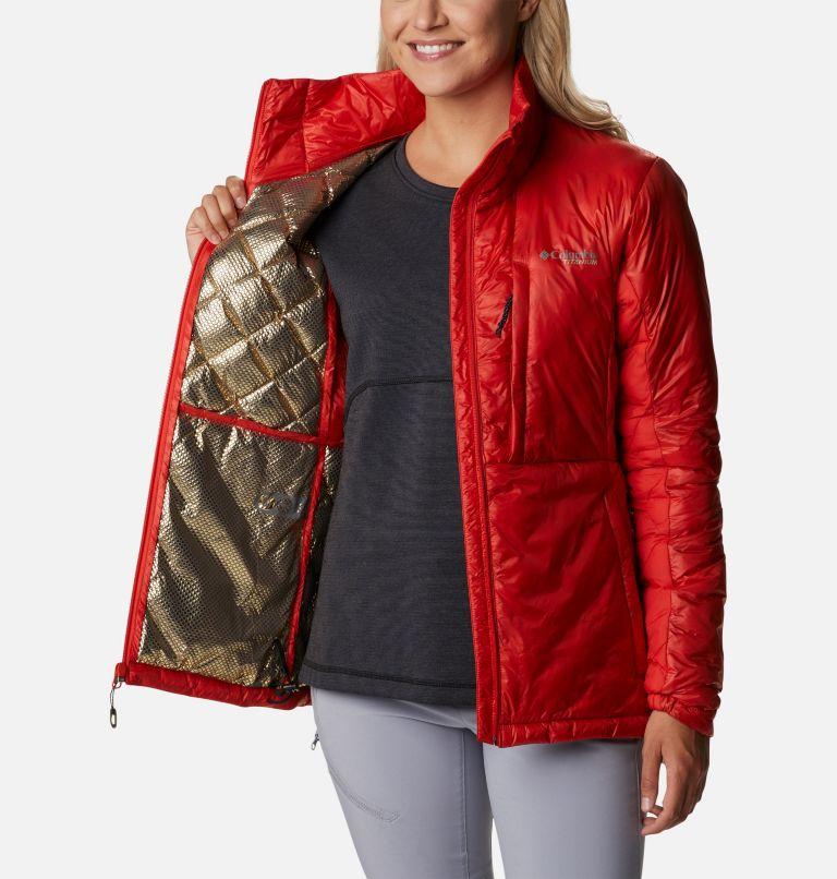 Women's Titan Pass™ Double Wall™ Hybrid Jacket Women's Titan Pass™ Double Wall™ Hybrid Jacket, a3