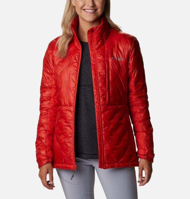Women's Titan Pass™ Double Wall™ Hybrid Jacket Women's Titan Pass™ Double Wall™ Hybrid Jacket, a7