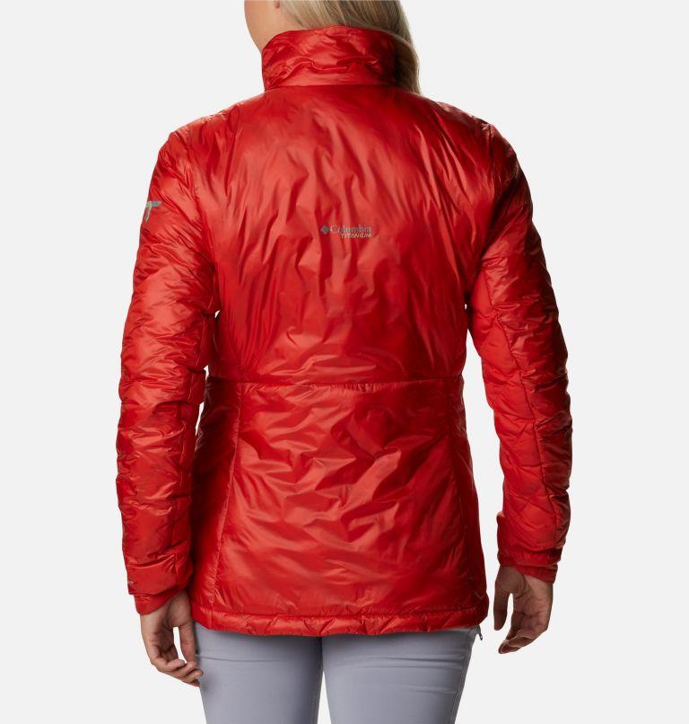 Women's Titan Pass™ Double Wall™ Hybrid Jacket Women's Titan Pass™ Double Wall™ Hybrid Jacket, back