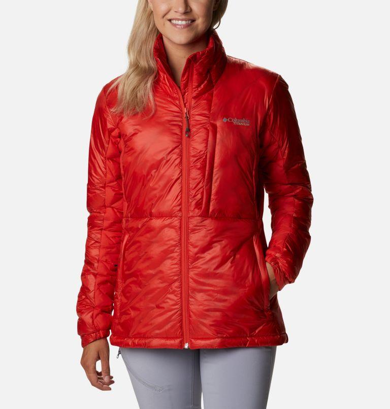Women's Titan Pass™ Double Wall™ Hybrid Jacket Women's Titan Pass™ Double Wall™ Hybrid Jacket, front