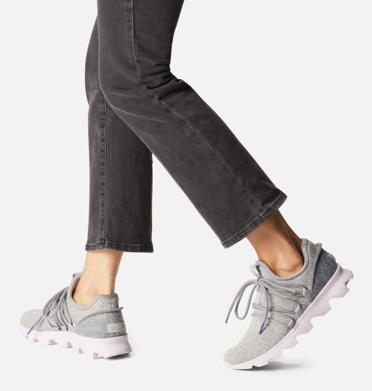 KINETIC™ LACE | 081 | 10.5 Womens Kinetic™ Lace Sneaker, Dove, a9
