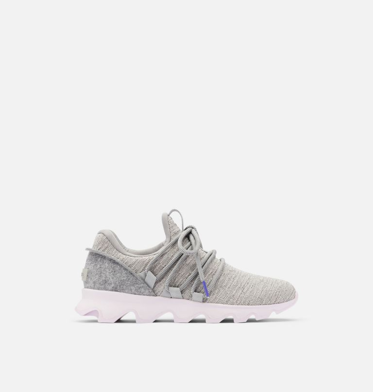 KINETIC™ LACE | 081 | 10.5 Womens Kinetic™ Lace Sneaker, Dove, front
