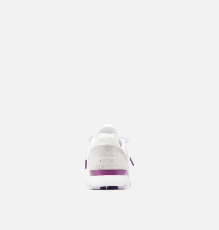 KINETIC™ LACE | 100 | 6 Womens Kinetic™ Lace Sneaker, White, back