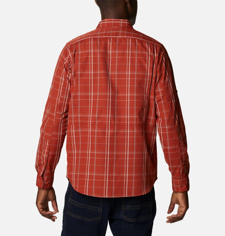 Men's Silver Ridge™ 2.0 Multi Plaid Shirt Men's Silver Ridge™ 2.0 Multi Plaid Shirt, back