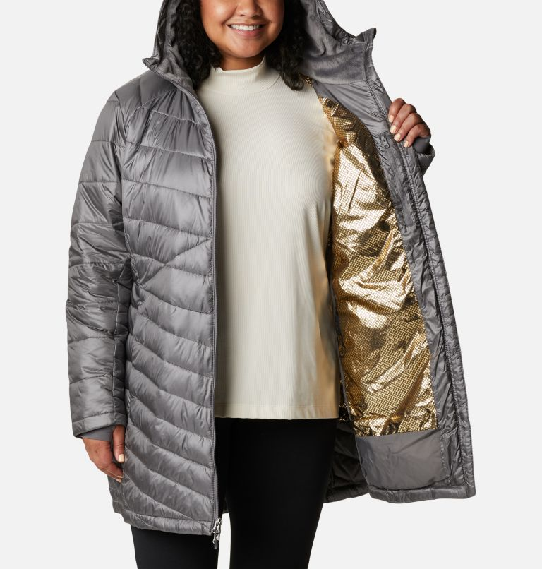 Women's Joy Peak™ Mid Jacket - Plus Size Women's Joy Peak™ Mid Jacket - Plus Size, a3