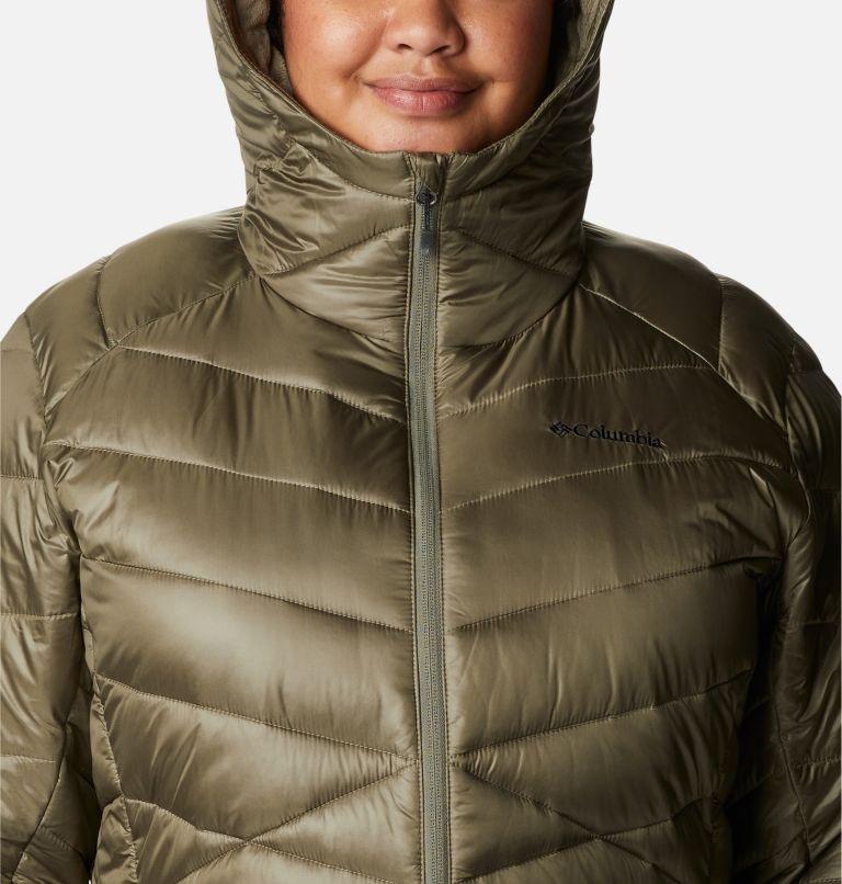 Women's Joy Peak™ Omni-Heat™ Infinity Insulated Hooded Jacket - Plus Size Women's Joy Peak™ Omni-Heat™ Infinity Insulated Hooded Jacket - Plus Size, a2