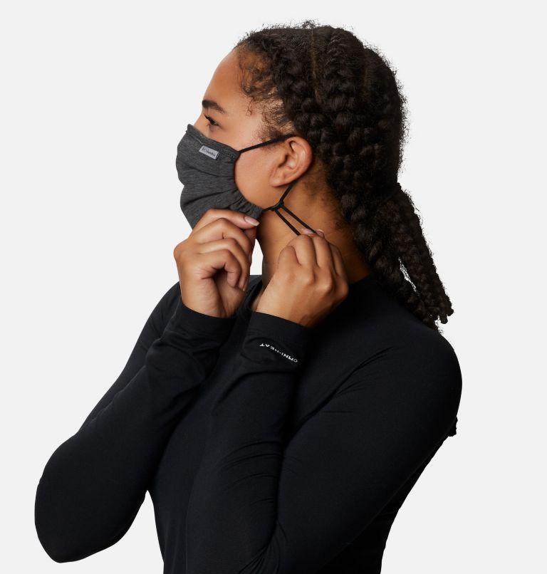 Tech Trail™ Face Mask | 010 | O/S Tech Trail™ Face Mask, Black Heather, a2