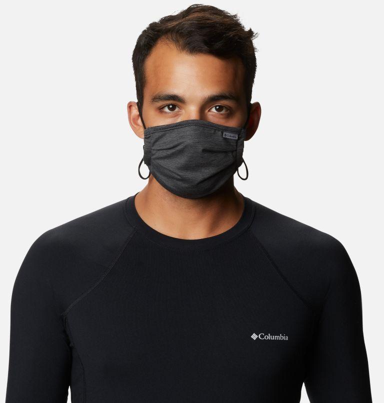 Tech Trail™ Face Mask | 010 | O/S Tech Trail™ Face Mask, Black Heather, a3