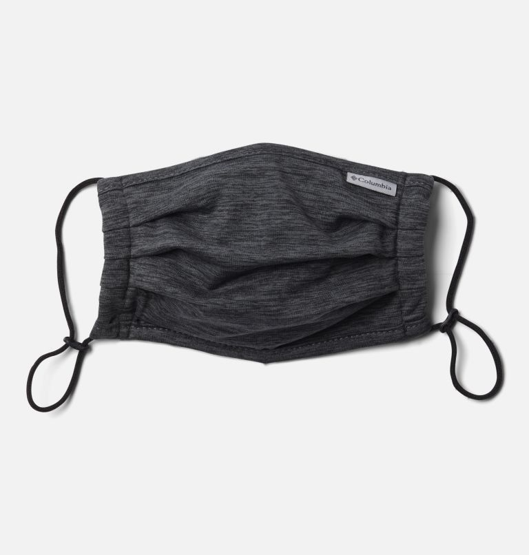 Tech Trail™ Face Mask | 010 | O/S Tech Trail™ Face Mask, Black Heather, front