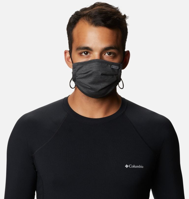 Tech Trail™ Face Mask | 013 | O/S Tech Trail™ Face Mask, Black, Black, a2