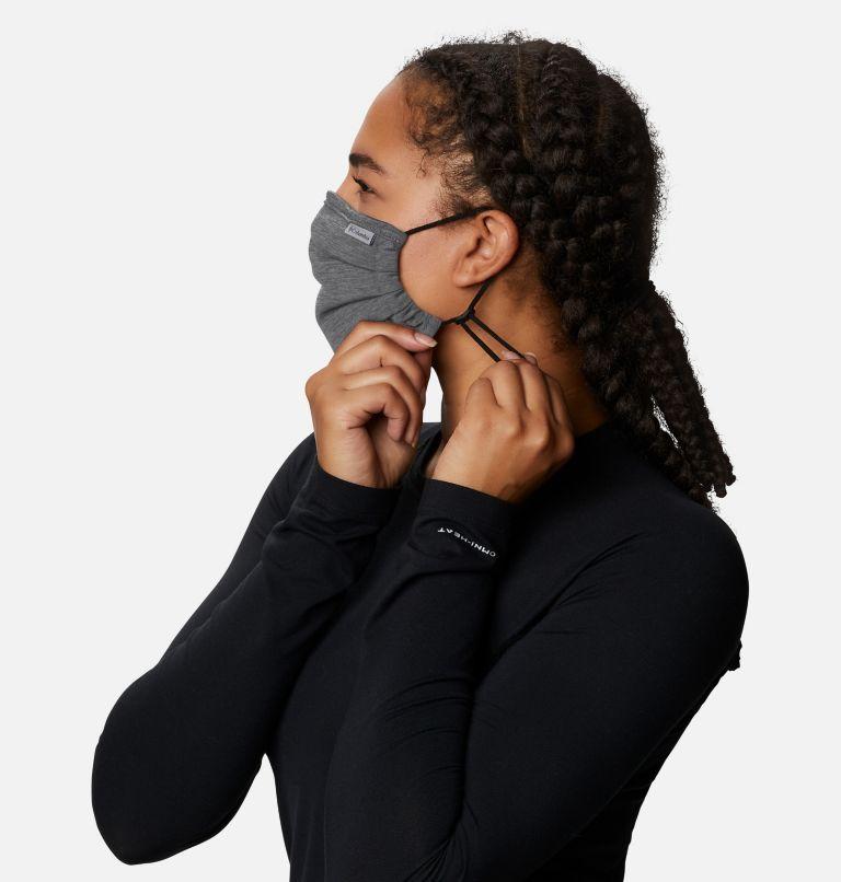 Tech Trail™ Face Mask | 023 | O/S Tech Trail™ Face Mask, City Grey, Columbia Grey, a3