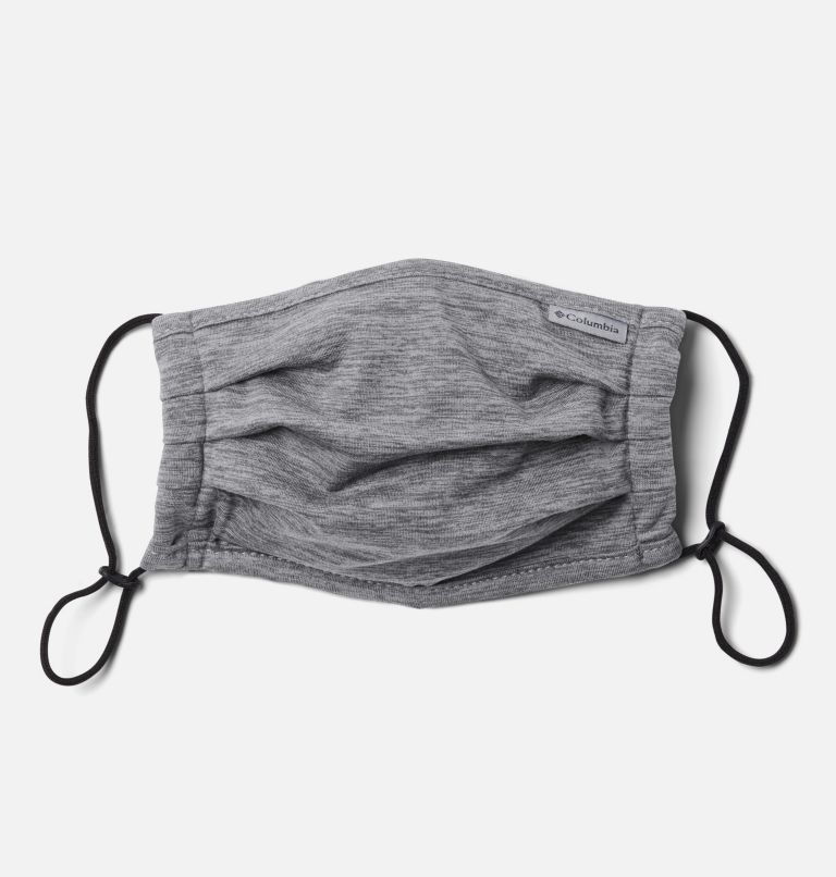 Tech Trail™ Face Mask | 039 | O/S Masque Tech Trail™, Columbia Grey Heather, front