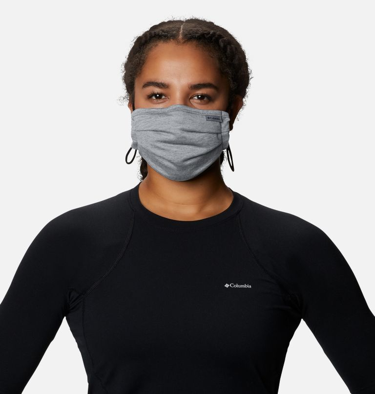 Tech Trail™ Face Mask | 099 | O/S Masque Tech Trail™, Slate Grey Heather, a1