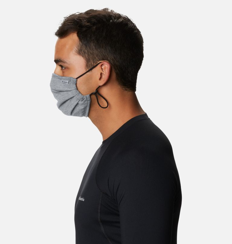 Tech Trail™ Face Mask | 099 | O/S Masque Tech Trail™, Slate Grey Heather, a4