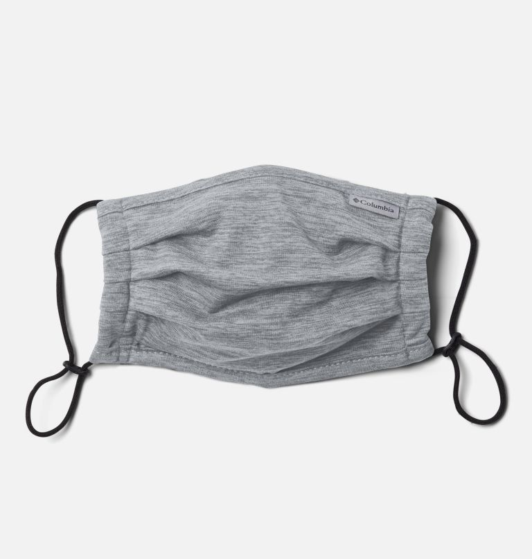 Tech Trail™ Face Mask | 099 | O/S Masque Tech Trail™, Slate Grey Heather, front
