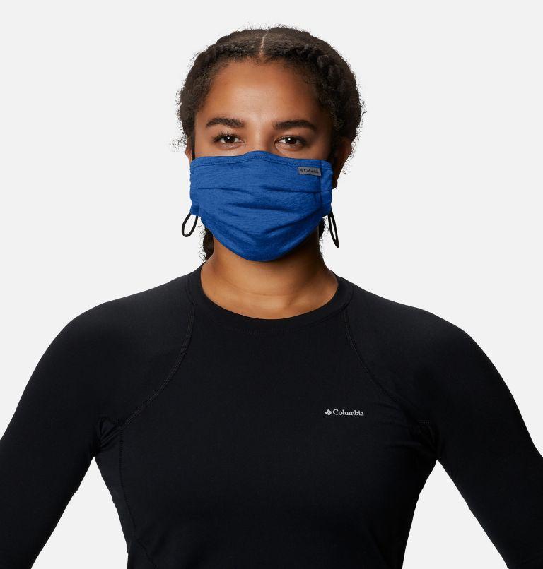 Tech Trail™ Face Mask | 437 | O/S Tech Trail™ Face Mask, Azul Heather, a1