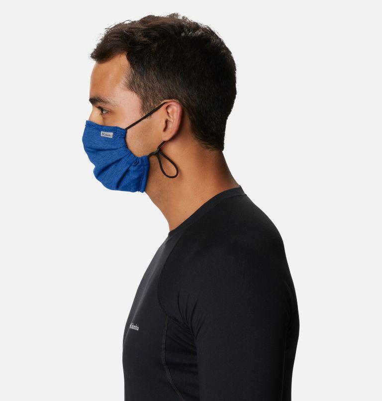 Tech Trail™ Face Mask | 437 | O/S Tech Trail™ Face Mask, Azul Heather, a4