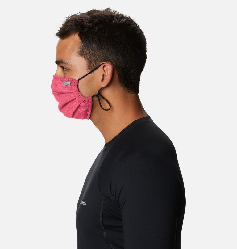 Tech Trail™ Face Mask | 673 | O/S Tech Trail™ Face Mask, Bright Geranium Heather, a4