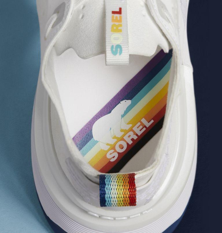 KINETIC™ RUSH | 100 | 7.5 Womens Kinetic™ Rush Sneaker, White, White, a1