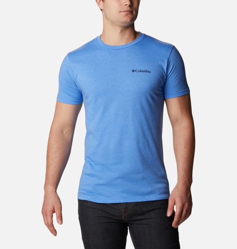 Men's Columbia Graphic T-Shirt Men's Columbia Graphic T-Shirt, back