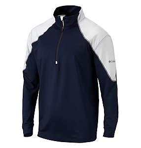 Men's Omni-Wick™ Panel 1/4 Zip Pullover